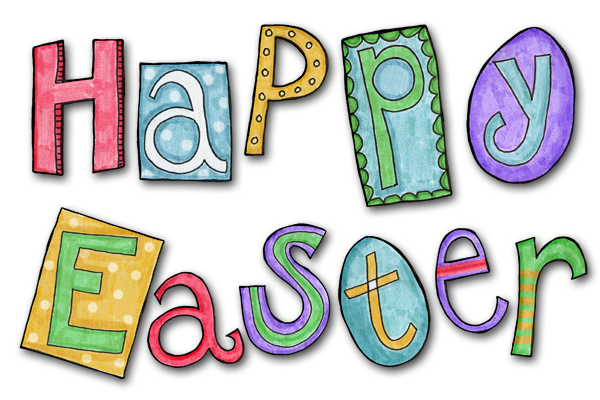Happy Easter Day Clip Art